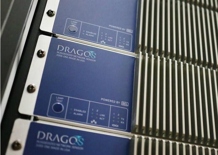 SEL partner Dragos wins SCADA security award | Schweitzer