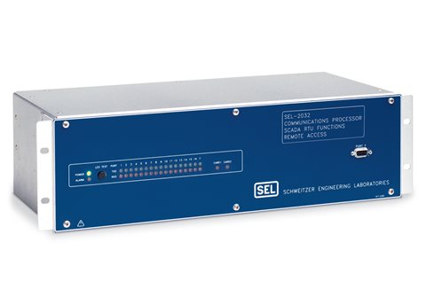 SEL-2032 Communications Processor | Schweitzer Engineering