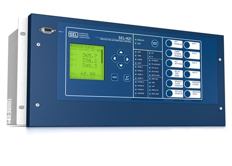 SEL-421 Protection, Automation, and Control System
