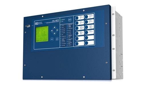 SEL-487E Transformer Protection Relay | Schweitzer