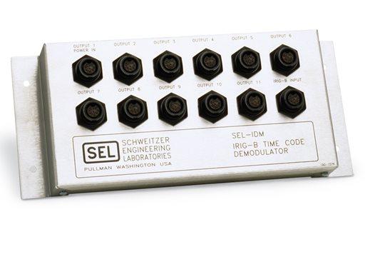 SEL-IDM IRIG-B Time-Code Demodulator | Schweitzer Engineering