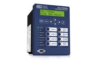 SEL-700G Generator Protection Relay   Schweitzer Engineering ... on