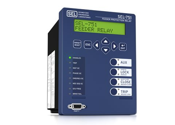 SEL-751 Feeder Protection Relay | Schweitzer Engineering