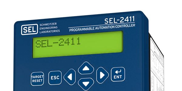 Sel 2411 Programmable Automation Controller Schweitzer Engineering