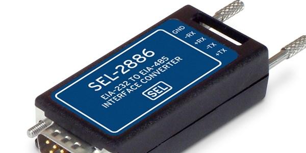 SEL-2886 EIA-232 to EIA-485 Interface Converter | Schweitzer Engineering  Laboratories
