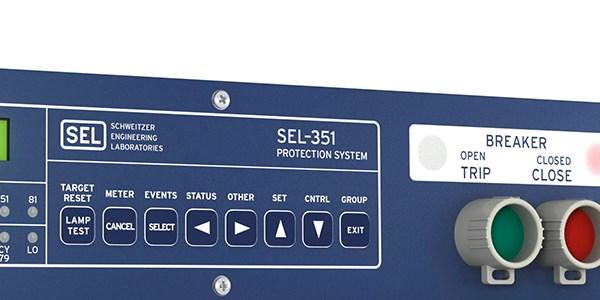 sel 351 relé de proteção de alimentadores schweitzer engineering