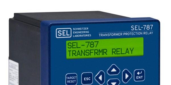 sel 787 transformer protection relay schweitzer engineering rh selinc com Transformer Single Phase Protection Transformer Single Phase Protection