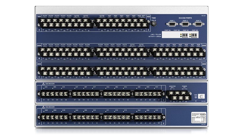 f1fa031458e SEL-487E Relé de Proteção de Transformadores