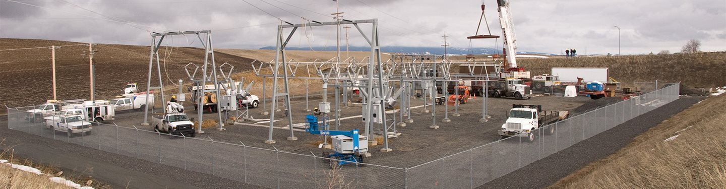 Substation Engineering Services