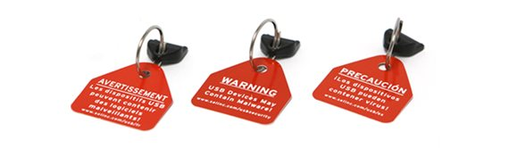 USB Security Tags