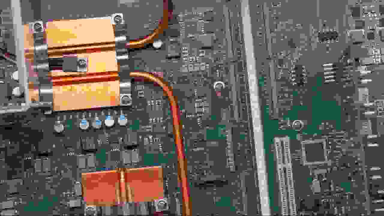 SEL-3355 Computer Thermal Management