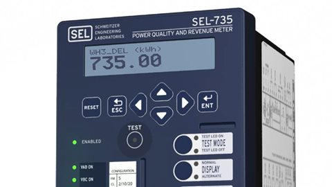 How to Use SEL-735 WAVE VIEW