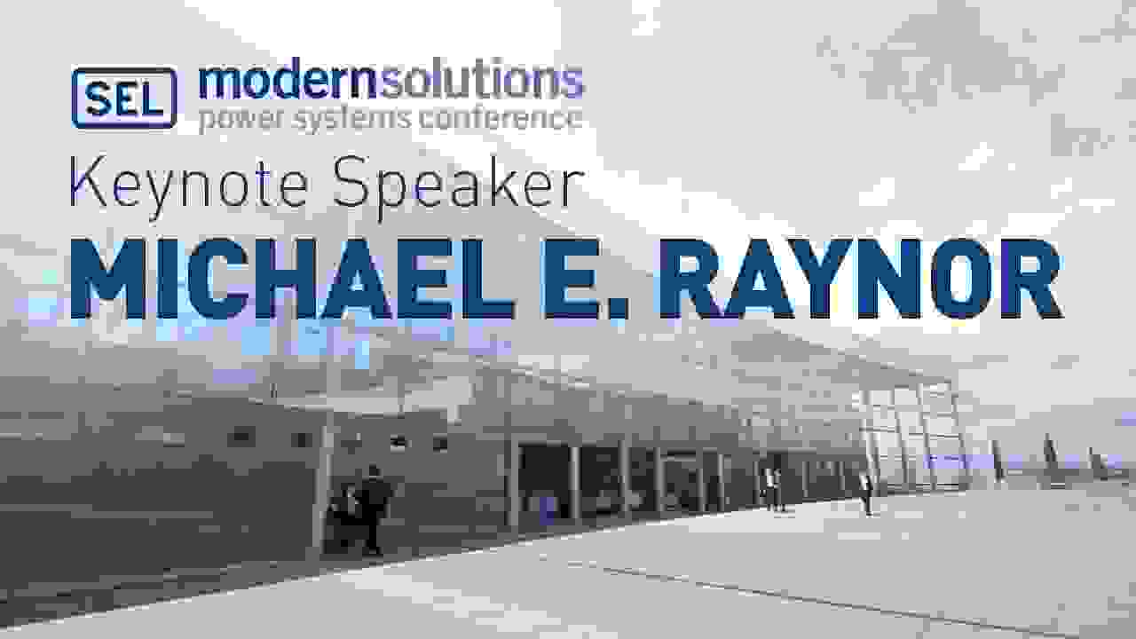 Modern Solutions 2015 Keynote Speaker Michael E. Raynor