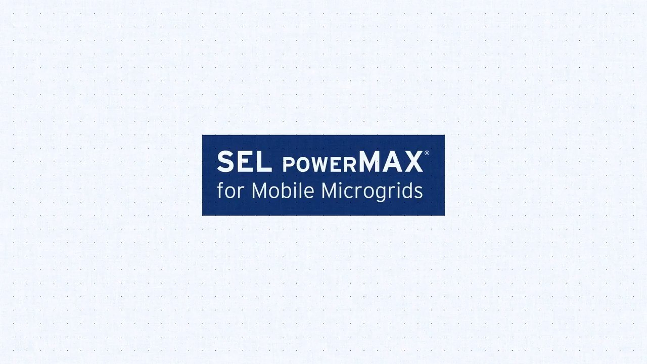 "<span class=""sm-caps"">powerMAX</span> for Mobile Microgrids"