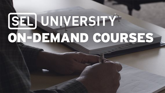 SEL University On-Demand Courses